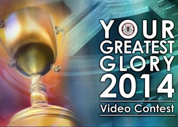YOUR GREATEST GLORY 2014