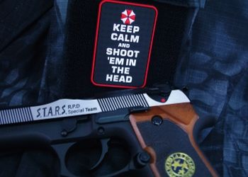 STTi-WE M9 Biohazard 2tone CO2