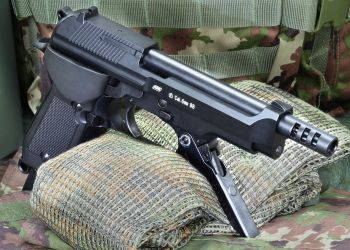 ASG M93R blow back