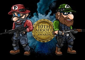 10th Airsoft Players' Choice Awards
