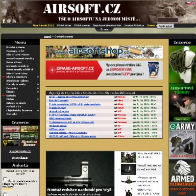 5024833f88 Airsoft.cz - Prodejny v ČR